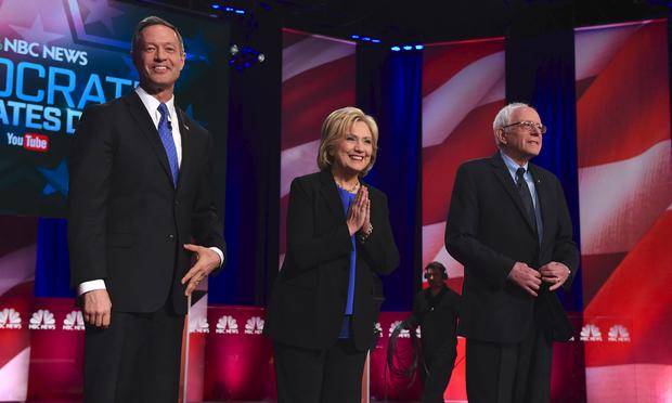 NBC says last Democratic debate 3rd most watched in history