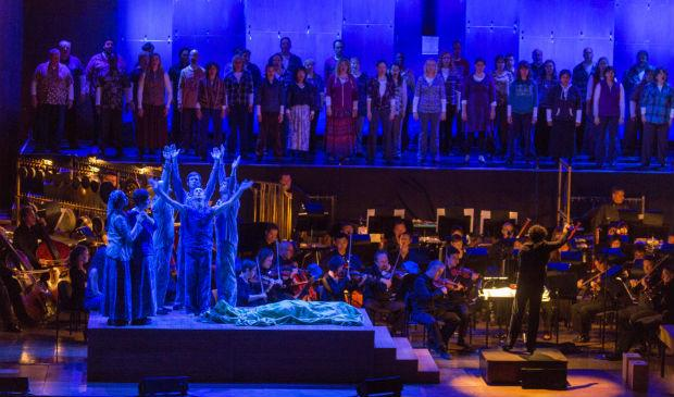 John Adams's 'The Gospel According to the Other Mary' at Lincoln Center