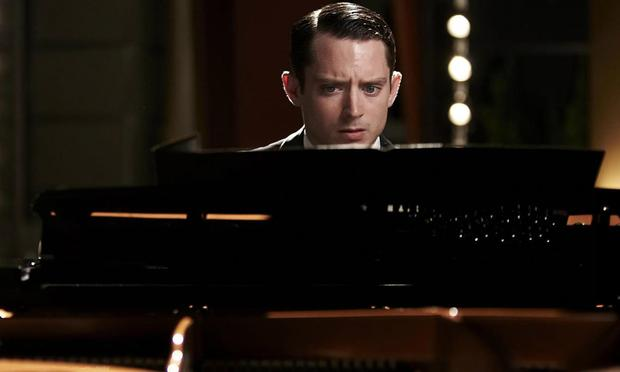 Elijah Wood in the film 'Grand Piano'