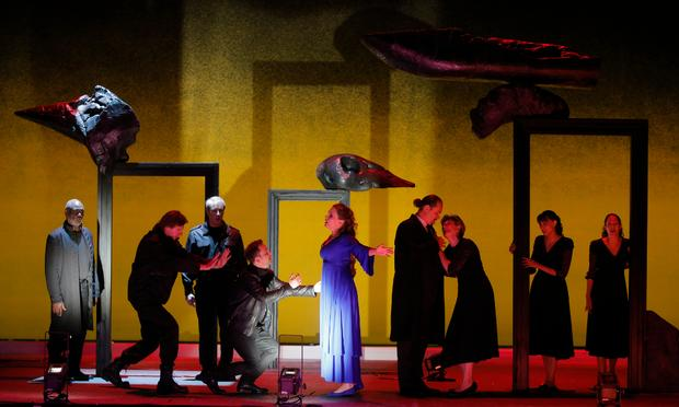 Tchaikovsky's one-act opera 'Iolanta' from the 2015 Aix-en-Provence Festival.