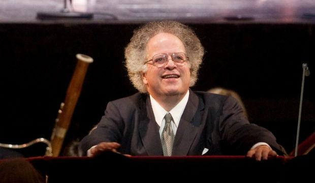 James Levine James Levine Withdraws from 39Lulu39 Citing Schedule