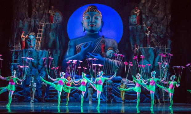 'Monkey: Journey to the West' at Lincoln Center Festival