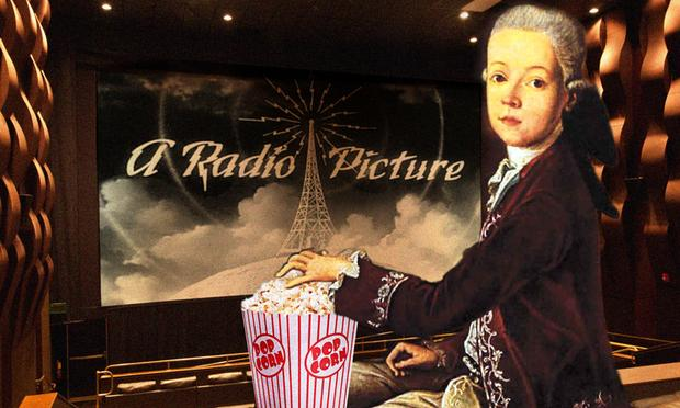 Mozart at the Movies