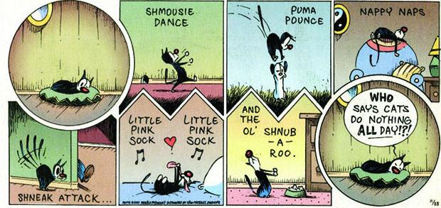Comic strip mutts archives