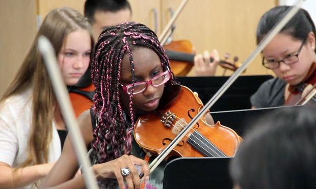 What's the best way to encourage your child to practice her or his instrument?