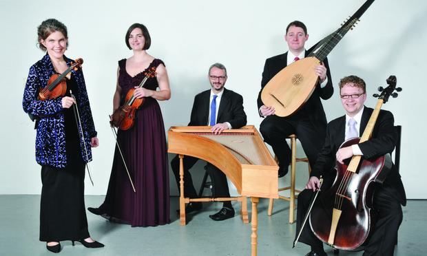 Seattle Baroque Soloists.