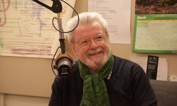 Sir James Galway on the air with Jeff Spurgeon at WQXR