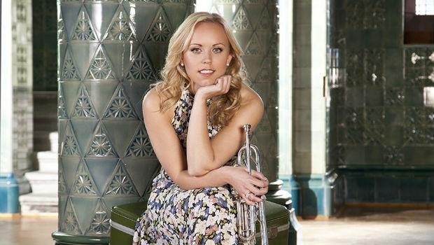 Tine Thing Helseth, trumpeter