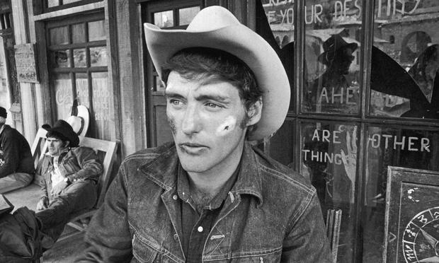Dennis Hopper wrote, directed, and starred in 'The Last Movie.'