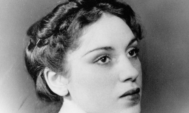 A young Rosalyn Tureck