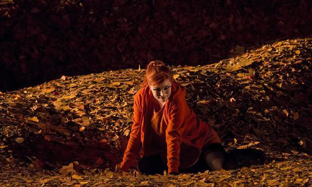 Lucie Silkenova stars in 'The Cunning Little Vixen' at Teatro Regio Torino.