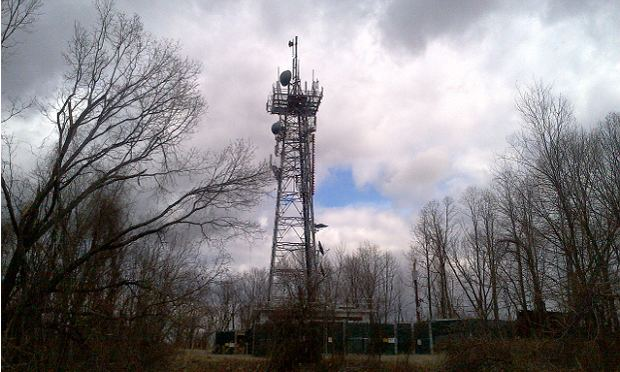 The WQXW Transmitter in Ossining, NY