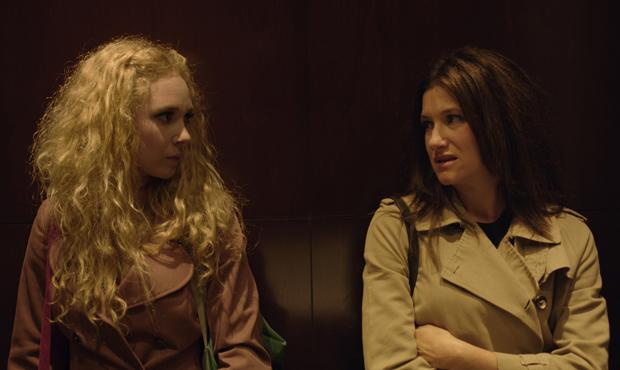 Juno Temple (left) and Kathryn Hahn (right) in Afternoon Delight