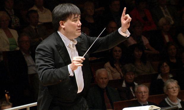 Alan Gilbert conducts the Berlin Philharmonic