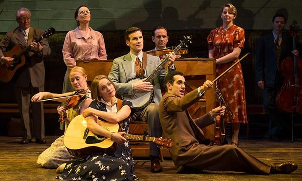 Rodgers and Hammerstein's 'Allegro' at the Classic Stage Company in the East Village.