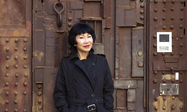 Amy Tan's latest novel, The Valley of Amazement, is out now.