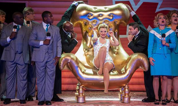 Sarah Joy Miller stars in 'Anna Nicole' at New York City Opera
