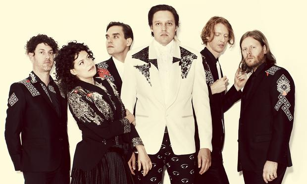 Arcade Fire's latest album 'Reflektor' is out Oct. 29.