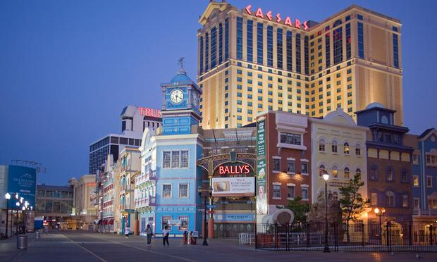 top casinos in atlantic city