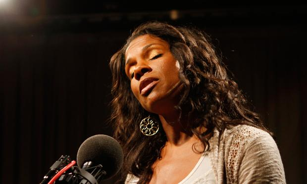 Audra McDonald performs in the Soundcheck studio.