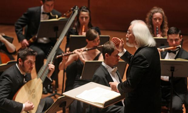 Masaaki Suzuki conducts Juilliard415, Yale Schola Cantorum and others