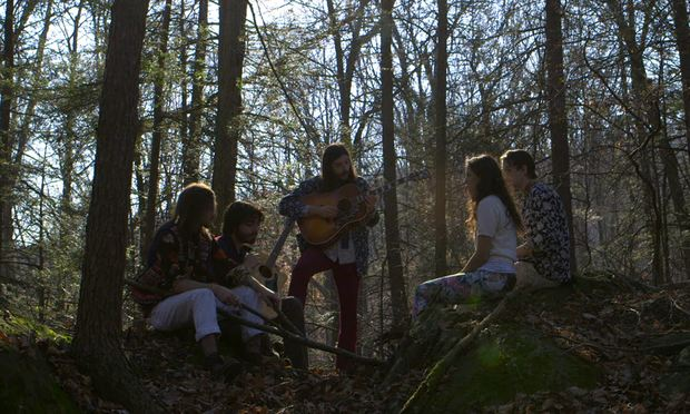 Brooklyn band Vensaire performs on an old 18th-century farm in Upstate New York.