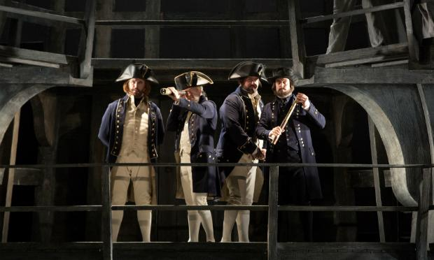Glyndebourne Festival Opera's 'Billy Budd' at the Brooklyn Academy of Music