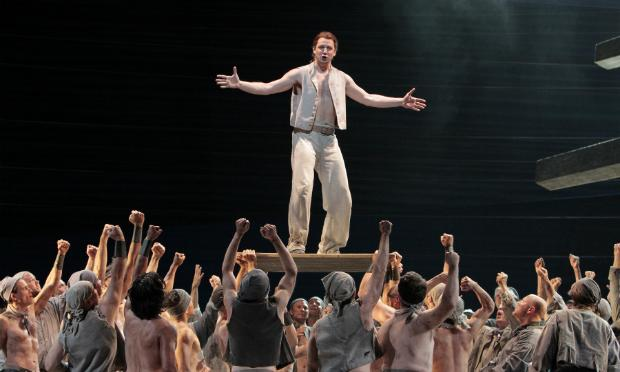 Liam Bonner as Billy Budd