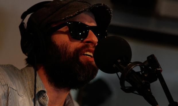 The Black Angels performs in the Soundcheck studio.