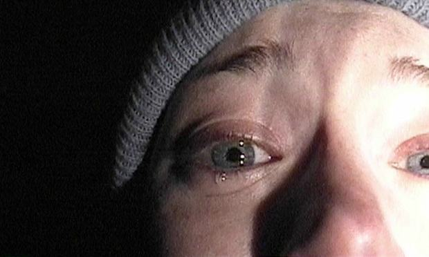 Heather Donahue's monologue in 'The Blair Witch Project' sounds incredibly scary.
