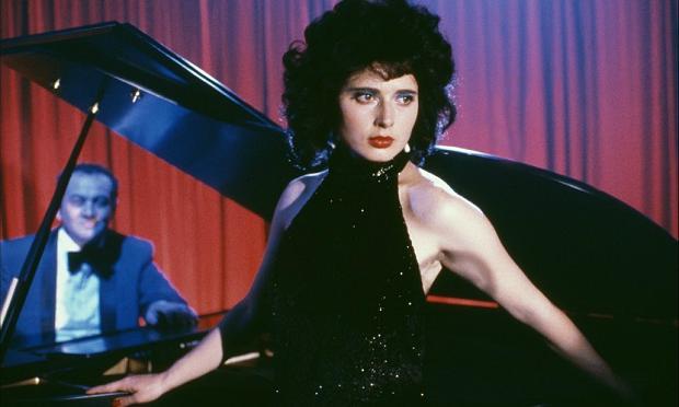 Isabella Rossellini in 'Blue Velvet'
