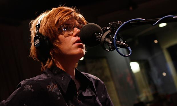 Brett Dennen performs in the Soundcheck studio.