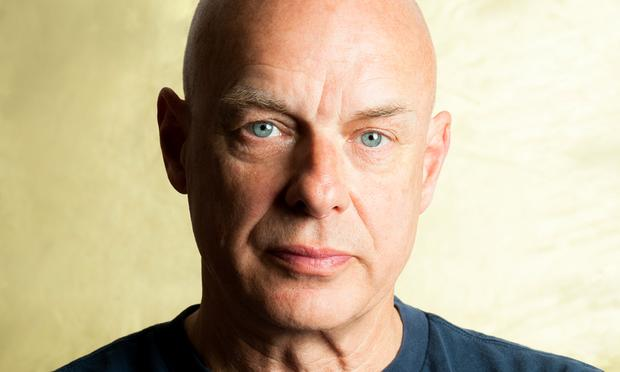 Brian Eno's new installation, 77 Million Paintings, runs from now until June 2.