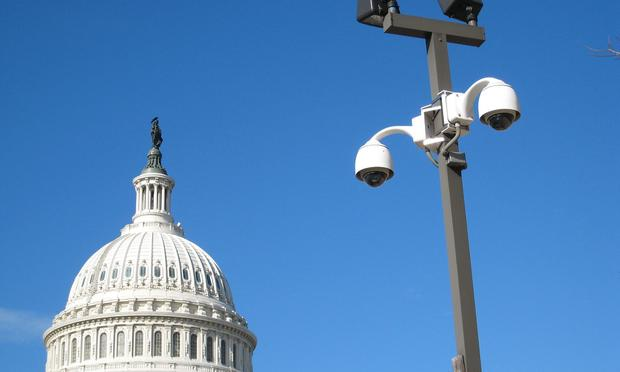 us capitol surveillance cameras security