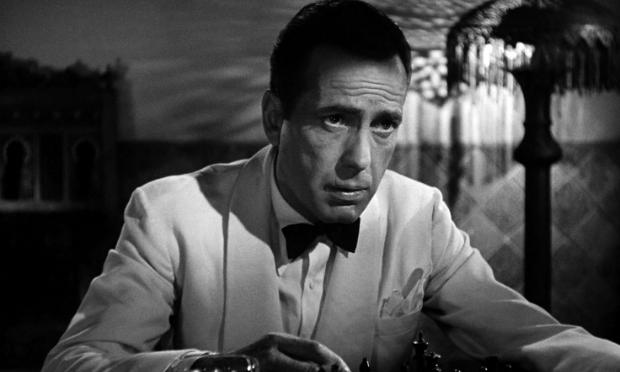 Humphrey Bogart in 'Casablanca'