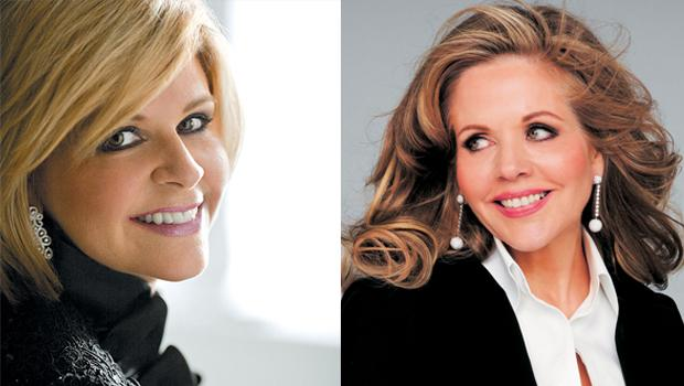Susan Graham (Dario Acosta) and Renée Fleming (Decca).
