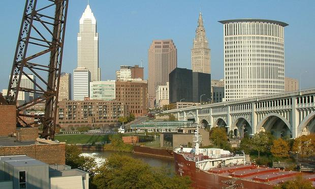 Cleveland, cities, Ohio