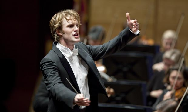 Courtney Lewis, conductor