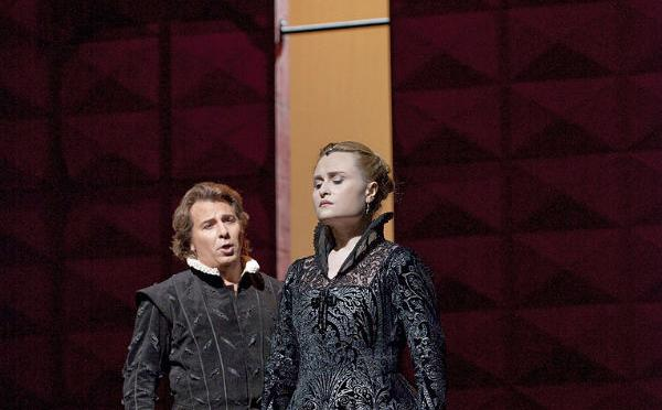 Verdi's 'Don Carlo' from Covent Garden.