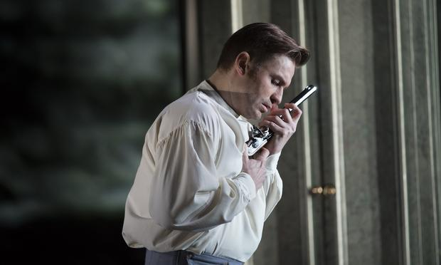 Pavol Breslik as Lensky in Tchaikovsky's 'Eugene Onegin' from London's Royal Opera House, Covent Garden.