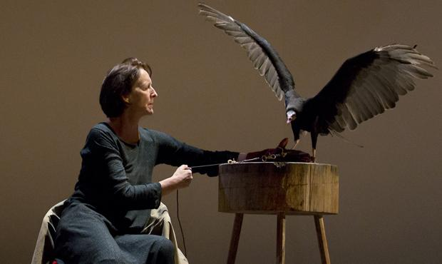 Fiona Shaw in 'Testament of Mary'