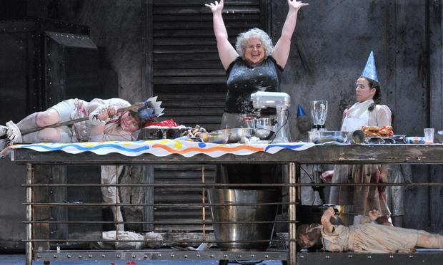Engelbert Humperdinck's 'Hansel & Gretel' from the Lyric Opera of Chicago.