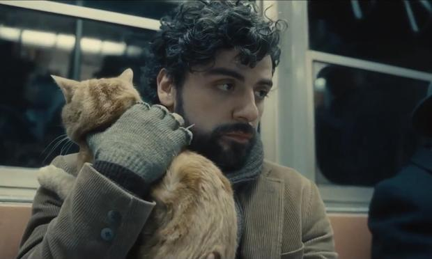 Oscar Isaac plays a fictional folk musician in 'Inside Llewyn Davis.' The film is loosely based on Dave Van Ronk's posthumous memoir.