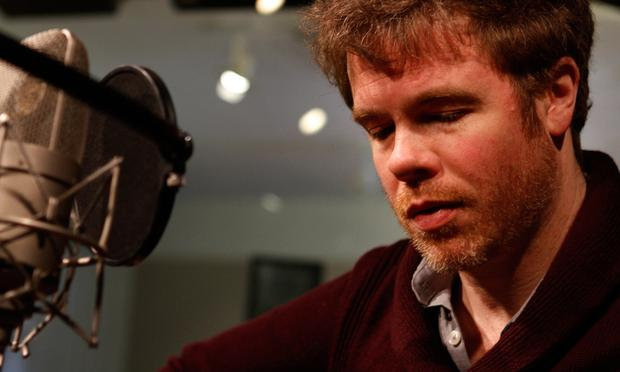 <b>Josh Ritter</b> performs in the Soundcheck studio. - joshritter1_wide