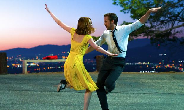 Damine Chazelle's 'La La Land' has been nominated for 14 Academy Awards, including Best Original Score