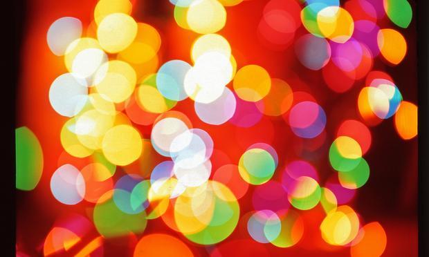 Blobs of light