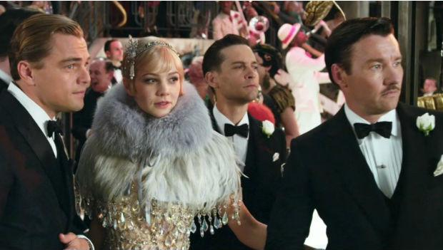 Leonardo Dicaprio and Carey Mulligan star in 'The Great Gatsby'