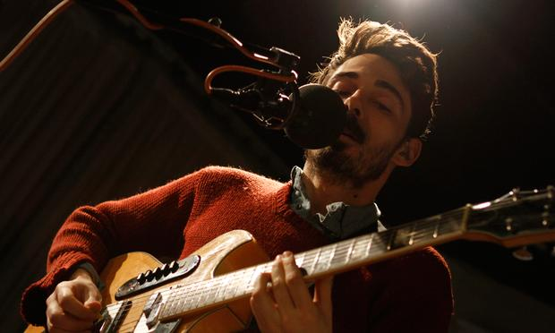 Local Natives performs in the Soundcheck studio.