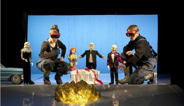 Salzburg Marionette Theater's production of Wagner's 'Der Ring des Nibelungen'