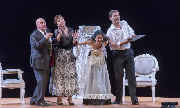 'The Marriage of Figaro' gets a semi-staged production at the Mostly Mozart Festival